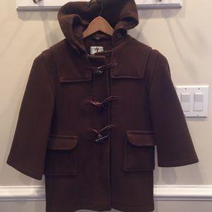 Papp d'Anjo wool coat